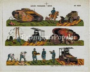 Imagen 3 que reproduce el pliego nº 1658 editado por Charles Ackermann en la época en que éste regentaba el Journal de Wissembourg con posteridad a 1929