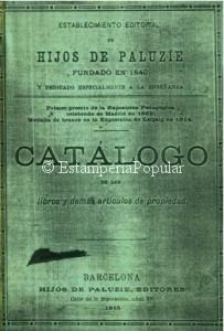 Catálogo Paluzie