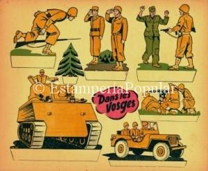 Imagen 84, cartonnage de marca y firma desconocida